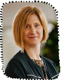 Helena Stigson, trafiksäkerhetsforskare på Folksam.