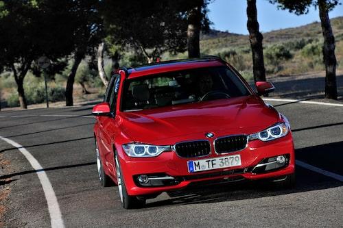 Nya BMW 3-serie har börjat synas allt mer på våra svenska vägar, men den verkliga boomen kan vi förvänta oss först senare i år när den populärare Touring-modellen – en förmodad tjänstebilsfavorit – lanseras på bred front.