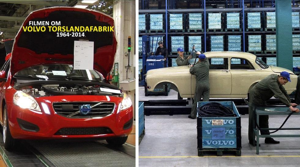 Volvo Torslandafabrik 1964-2014