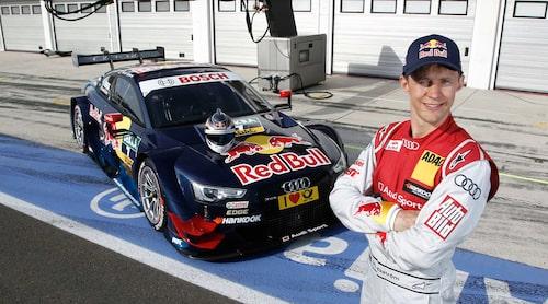 En av våra mest framgångsrika racingförare, Mattias Ekström, vann DTM 2004 och 2007 med Audi.