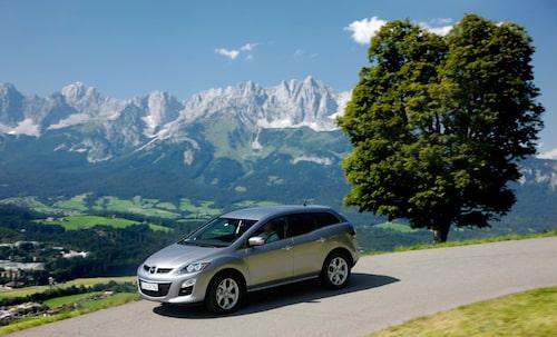 Denna bild förärades en plats i bildspelet enbart för det oerhört vackra landskapet som tillhör Österrike.