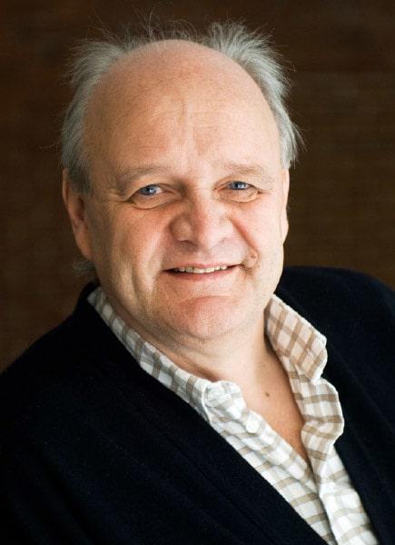 Ingemar Denbratt, professor at Chalmers University of Technology. Photo: Jan-Olof Yxell