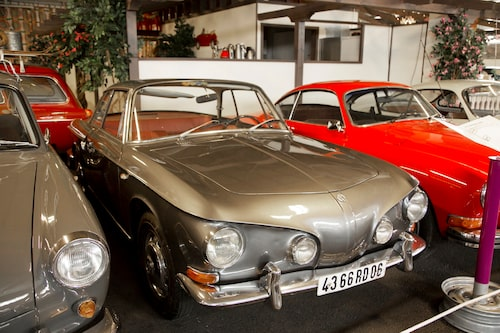 Holmgrens Volkswagenmuseum