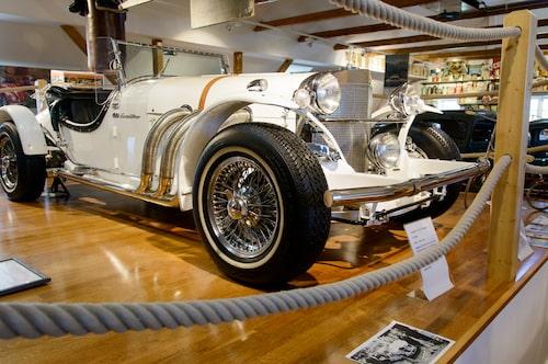Bynanders Motormuseum