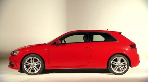 Audi A3 generation 3