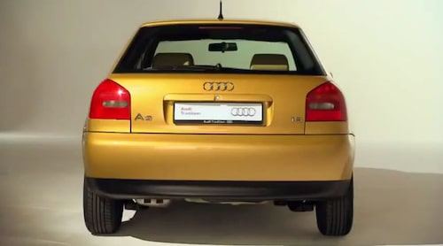 Audi A3 generation 1