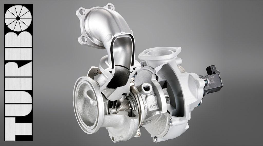 Turbo och turbomotor