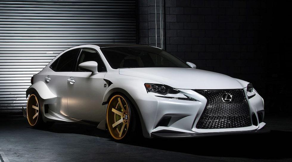 Lexus IS 350 F Sport DeviantArt