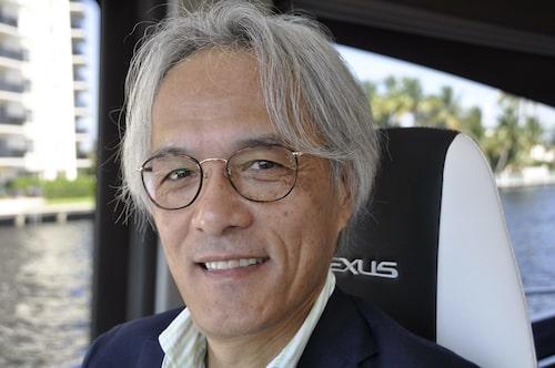 Yoshihiro Sawa basar över Lexus och förklarar att det mycket väl kan komma fler, mindre, båtmodeller.