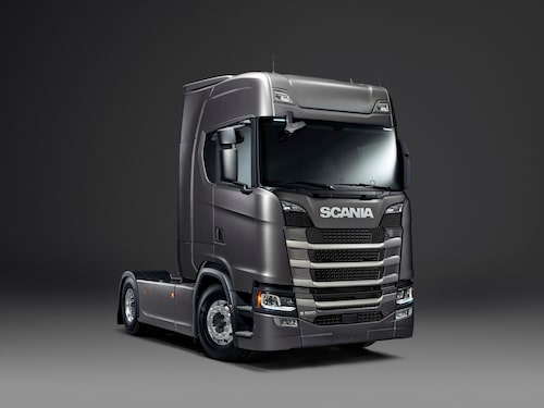 Scania S 500 4x2 tractor, Highline