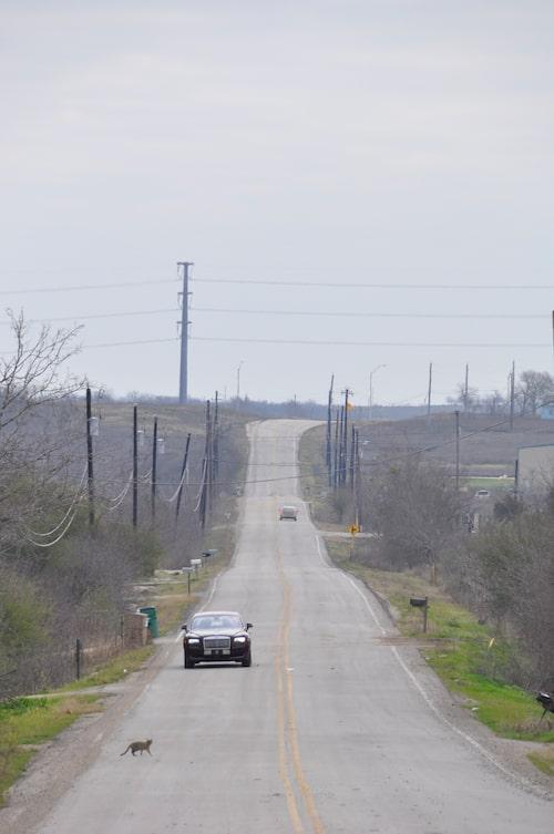 Om du skrapar hem miljonvinster – lova oss då att köpa en Ghost SIIoch köra roadtripp genom USA!