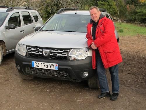 PeO Kjellström tycker att Dacia skärpt till sig med Duster. Bra jobbat!