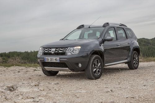 Det är främst på den nya grillen som man ser att det är en ny version av Dacia Duster.