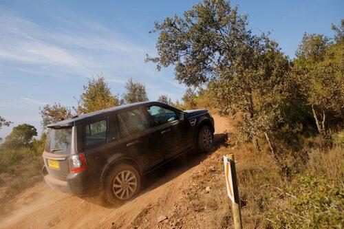 Nya Land Rover Freelander