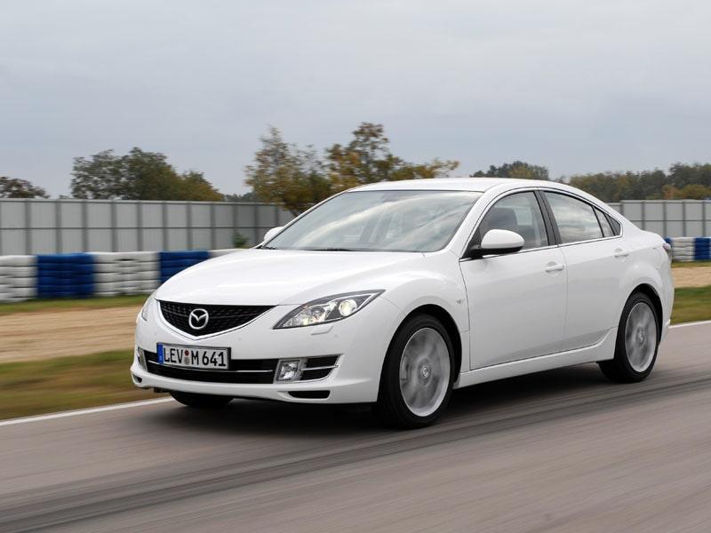 Nya Mazda 6 2,5 Sport.