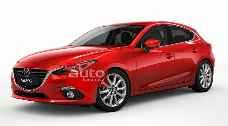 Nya Mazda 3