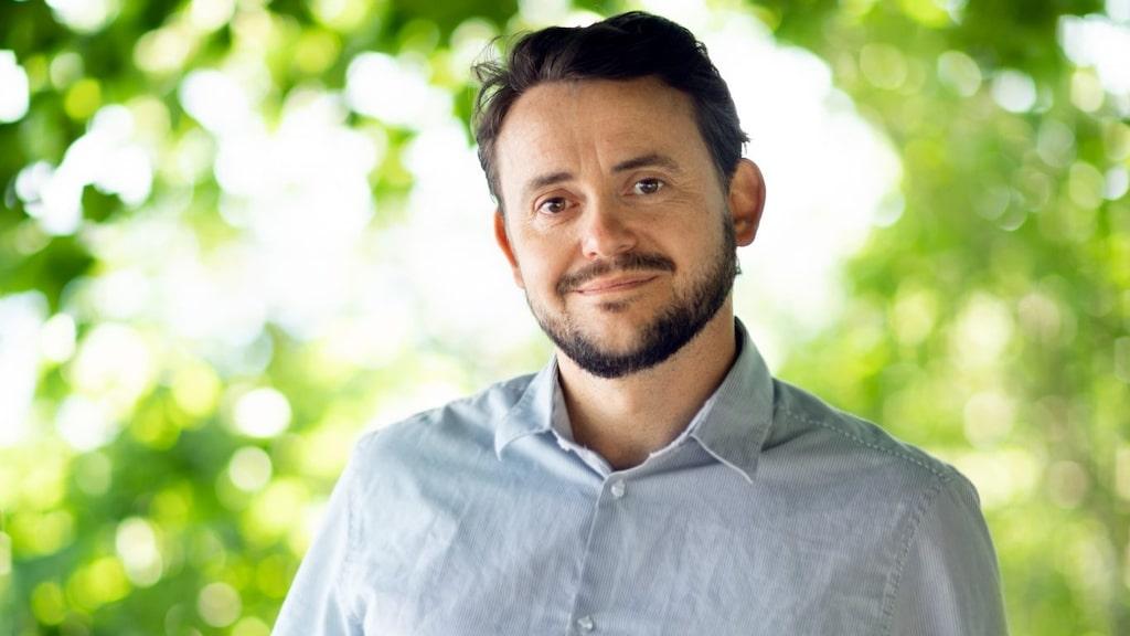 Joel Bladh, författare.