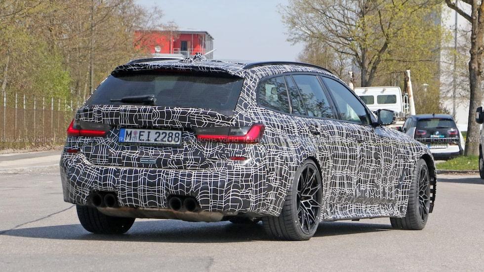 BMW M3 blir kombi för första gången i sitt snart 36-åriga liv.