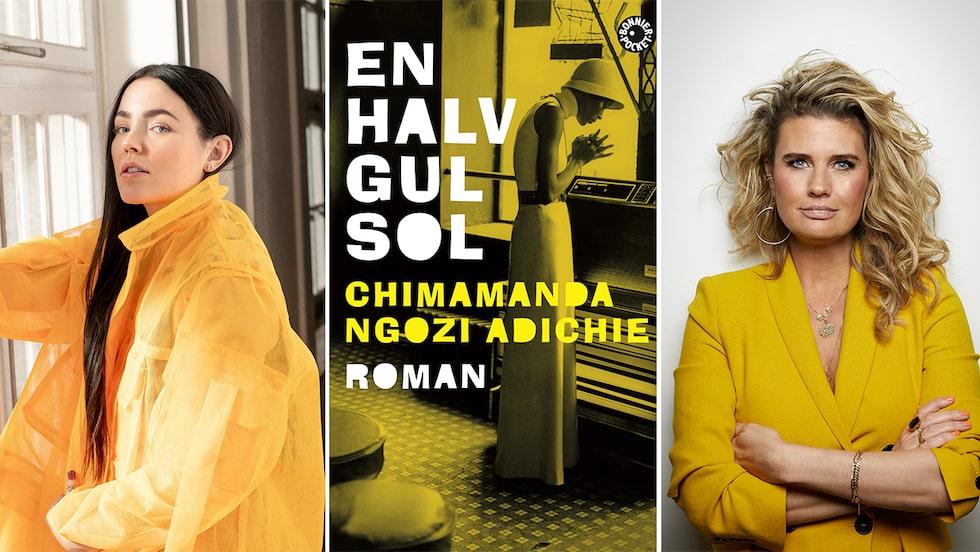 Svenska kändisar delar med sig av sina bästa boktips för sommaren 2020.