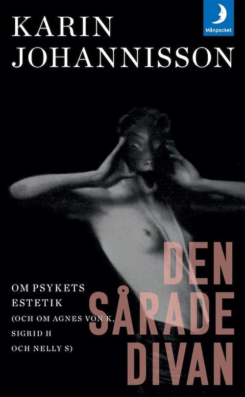 Den sårade divan, om de kända svenska kvinnorna Agnes von Krusenstjerna, Sigrid Hjertén och Nelly Sachs.
