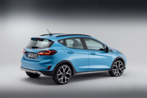 Ford Fiesta Active 2022.
