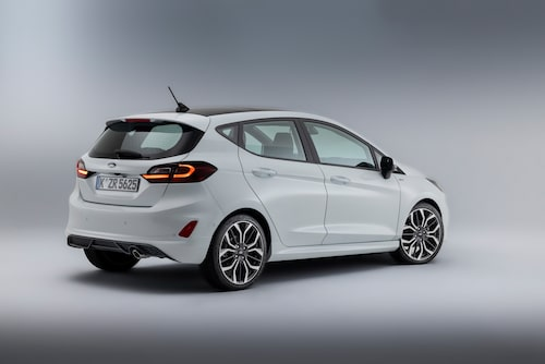 Ford Fiesta ST-Line 2022.