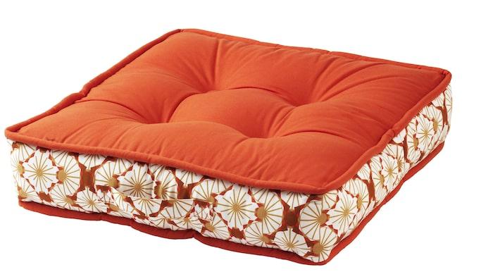 Golvkudde Ljuvare, 48 x 48 cm, Ikea.