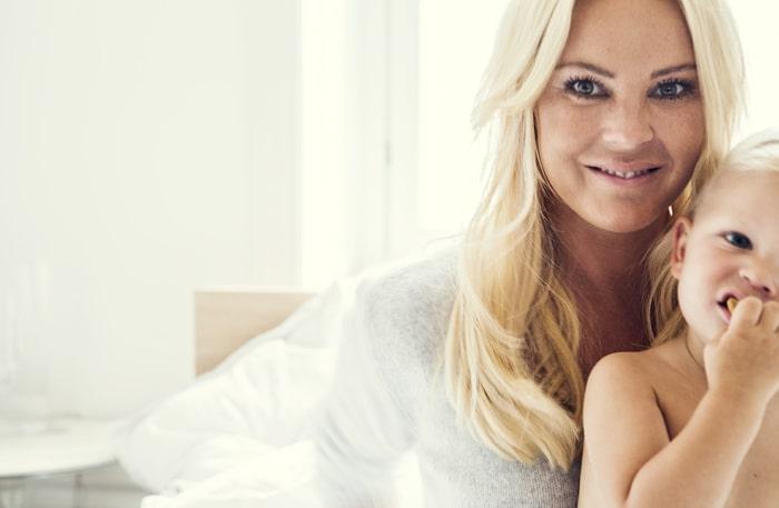 """""""Jag vet att man inte får säga så, men det skulle vara kul med en tjej"""", säger Magdalena Graaf."""