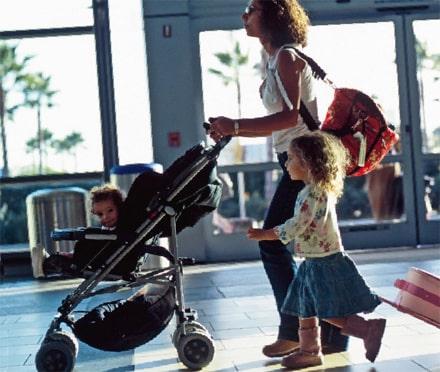 Resa med barn - så funkar det!