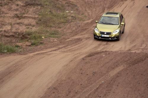 Suzuki SX4 S-Cross 1,6 4x4