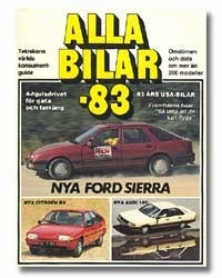 Alla Bilar 1983