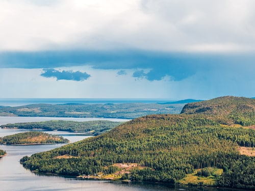 Höga kusten i Ångermanland