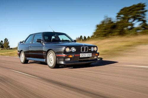 Följsamhet och körbarhet finns där i hela registret, men ju mer du varvar desto roligare blir det i BMW M3.