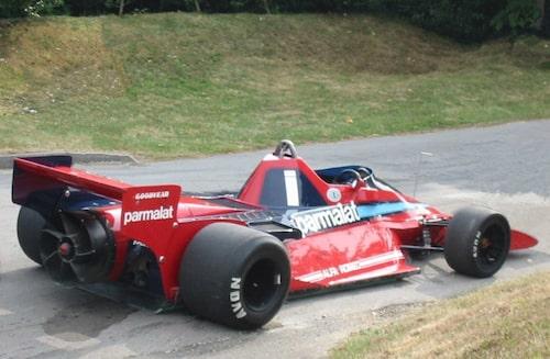 Brabham BT46B.