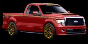 Ford F-150 by Ford Vehicle Personalization