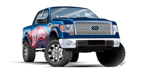 Ford F-150 by Superlift
