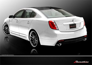 Lincoln MKS by Raceskinz