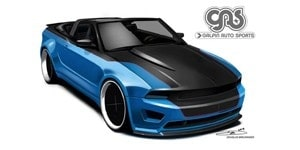 Ford Mustang by Galpin Auto Sports