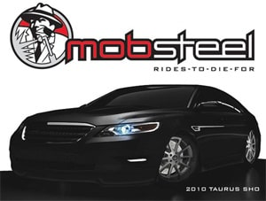 Ford Taurus SHO by Mobsteel