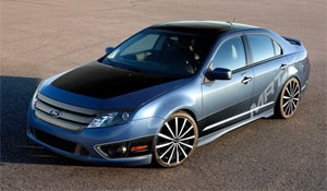 Ford Fusion T4 by MRT