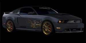 Ford Mustang by Ford Vehicle Personalization