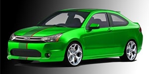 Ford Focus by Creations n? Chrome