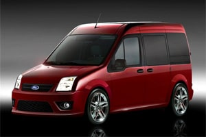 Ford Transit Connect by Azentek and Grant Products