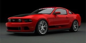 Ford Mustang by Steeda Autosports