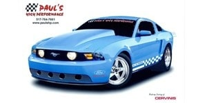 Ford Mustang by Paul's High Performance