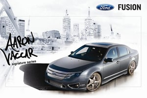 Ford Fusion Sport by Aaron Vaccar Signature Series