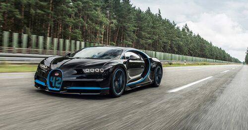 Bugatti Chiron är inte bara snabb på vägen, den kan även snabbt urholka en plånbok på många sätt, om nu inte lädret är väldigt väl tilltaget.