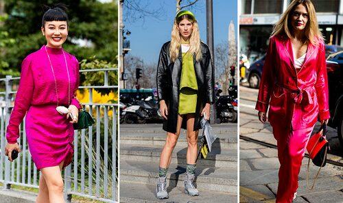 Rosa är en av de trendigaste färgerna hösten 2019, varför inte testa den till ett set?