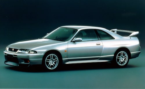Nissan Skyline GT-R R33 1995