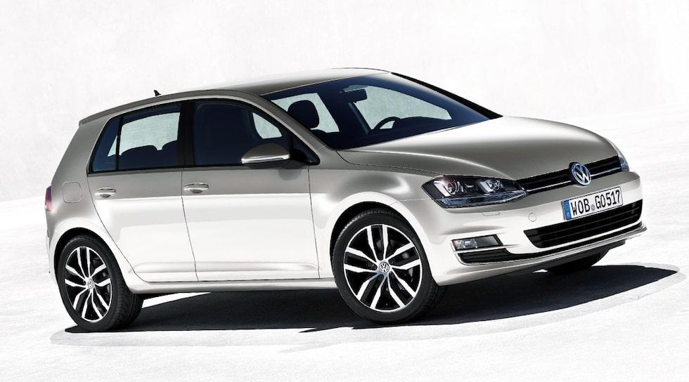 Nya Volkswagen Golf Mk7